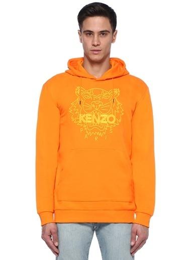 Kenzo Sweatshirt Oranj